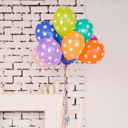 Ballonnen, jarig, 40 jaar, 40 worden