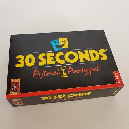 30 Seconds.
