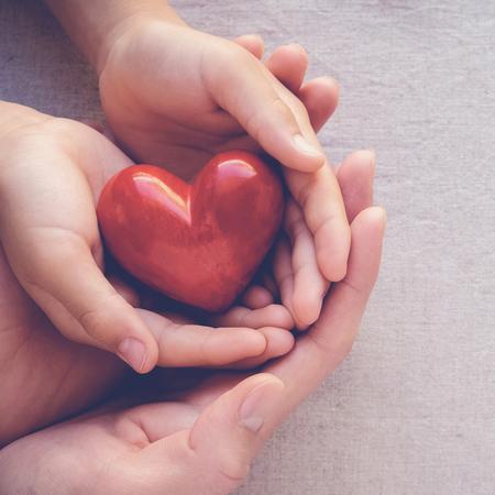 Handen, hart, houden van, liefde