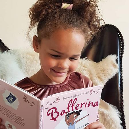 Artiest, kinderboek, adoptie, Michaela DePrince