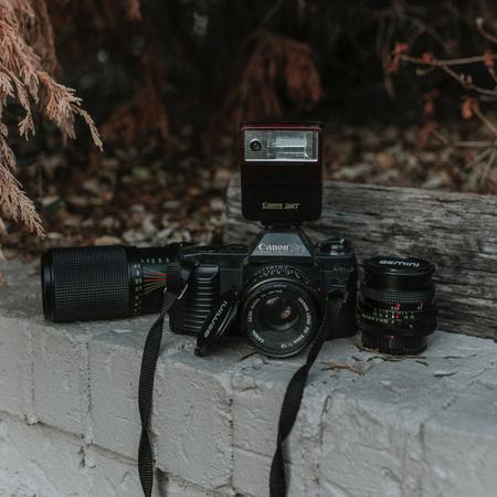Ik wil een goede camera op mijn telefoon.