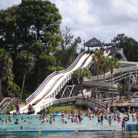 Waterpark Buccaneer Bay.