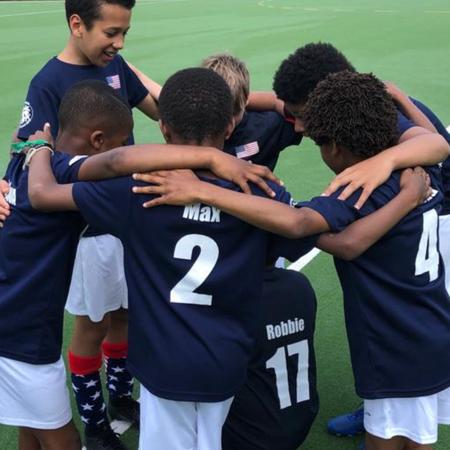 Team USA, Wereldkampioen, WK Adoptie, WK Adoptiekids