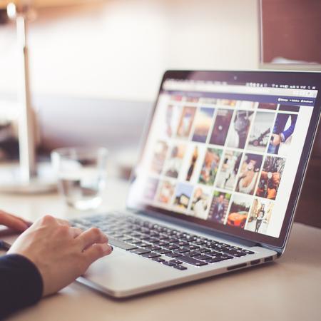 Fotoalbum online maken.