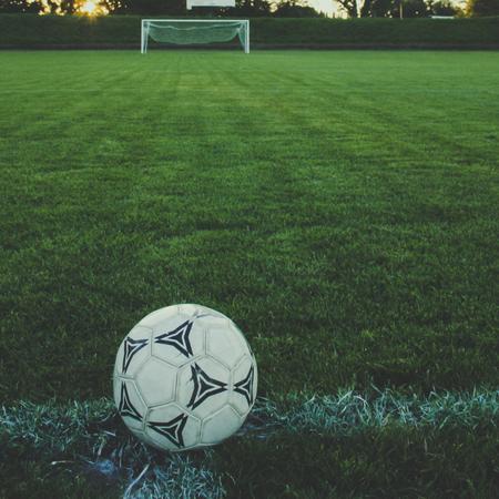 voetbal, voetbalveld, goal.