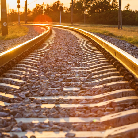 Rails, treinspoor, epilepsie