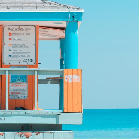 Miami Beach, Amerika.