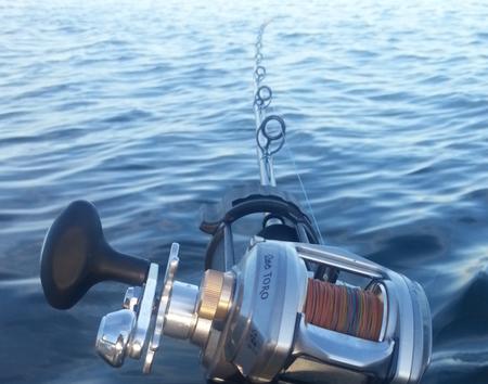 Gerade wenn die Fische verteilt stehen effektiv: Schleppen