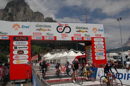 Maratona dles Dolomiti 05.07.2014