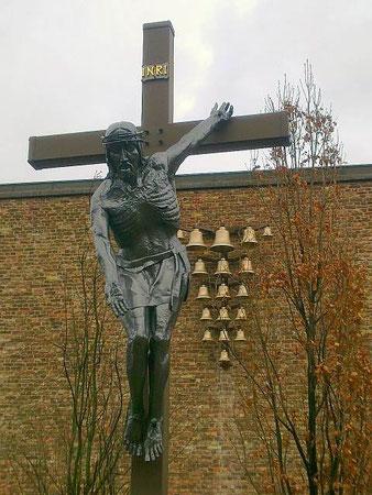 JESUS VON ST.AUGUSTIN (c) De Toys, 16.2.2012 @ Eller Forst (Düsseldorf)