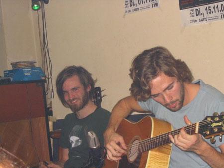 Nils und Seb