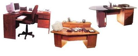 Muebles en caoba