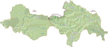 Communauté de communes Causse-Aigoual-Cévennes, terres solidaires