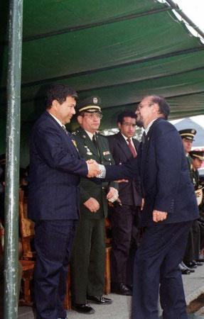 Acto de la Sociedad Bolivariana de Boyacá