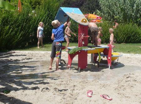 Jeux de sable pour les petits