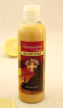 Shampoing à l'argile
