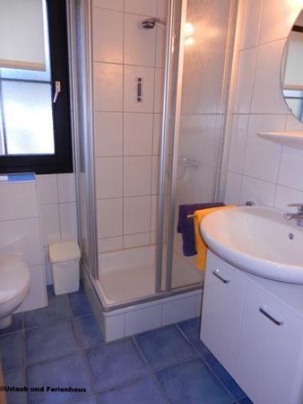 Duschbad Ferienhaus 142