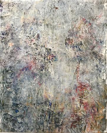 Potjeh 150x120cm Acrylic on canvas 2017