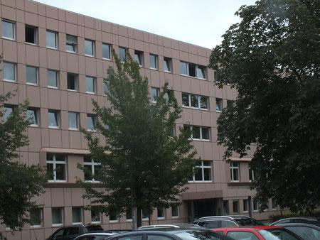 Amts- und Landgericht, hier der Amtsgerichtsteil
