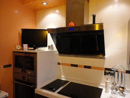 Cocina Torredelcampo Wengue