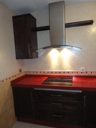 Cocina Torredelcampo Cerezo