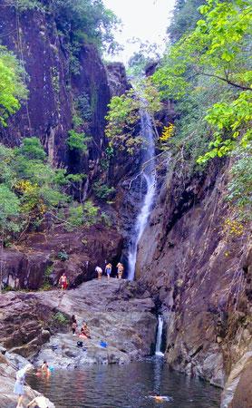Khlong Phlu Waterfall, Ko Chang