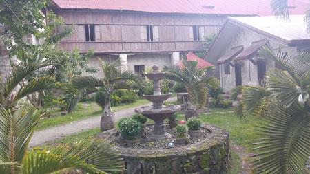 Baclayon Church, die zweitälteste Kirche auf den Philippinen