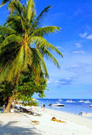 Alona Beach (Panglao, Bohol)