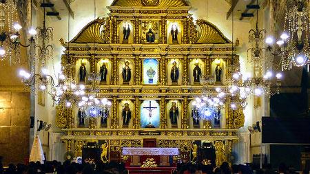 Basilica del Santo Niño in Cebu City, die älteste christliche Kirche auf den Philippinen