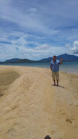 Honda Bay Island Hopping, Der Autor