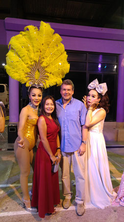Phuket Simon Cabaret - Nach der Show