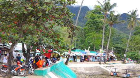 Sabang,  auf dem Weg zum Underground River