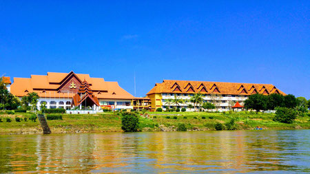 Mekong River at the Golden Triangle