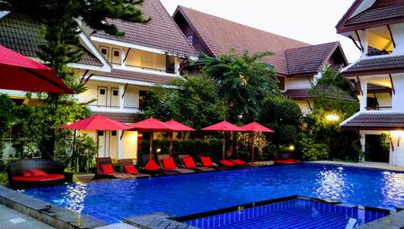 Nak Nakara Hotel, Chiang Rai