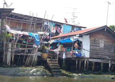 Bootstour durch die Kanäle
