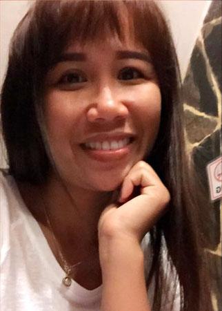 Eine thailändische Urlaubsabschnittsgefährtin