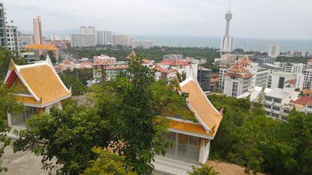 Pattaya Aussichtspunkt