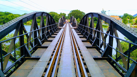 Bridge Over The River Kwai, Kanchanaburi