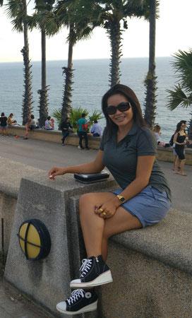 Eine thailändische Freundin