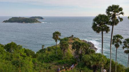 Promthep Cape - der südlichste Punkt von Phuket
