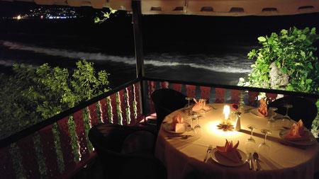 Danach ins Baan Rim Pa Restaurant