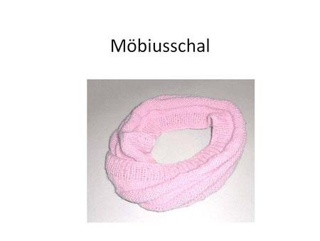 Anleitung Möbiusschal Kunsthandwerk Von Der Küste