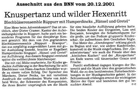 BNN 20.12.2001