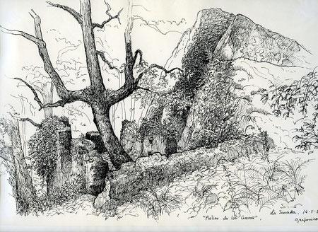 Molino de las Cuevas