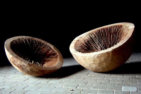 plane wood - platane diam 90 cm ©Isabelle Dethier......
