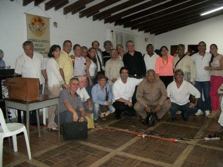"""Evento Académico de ACME, Noviembre 21 de 2014, """"Club Puente Palma"""" de Cali."""