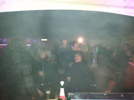 Kenigfeschd Party