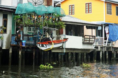 Stadtrundfahrt auf dem Wasser