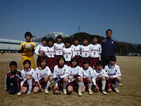 山東グリーンカップ少年サッカー大会(2010/3/22)