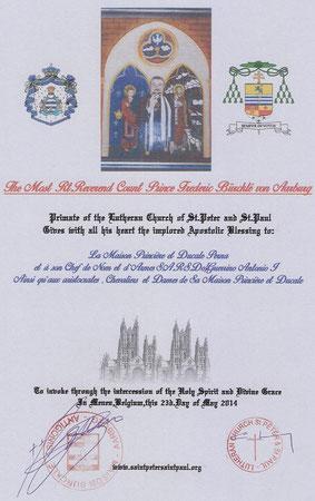 Chiesa Luterana di san Pietro e Paolo